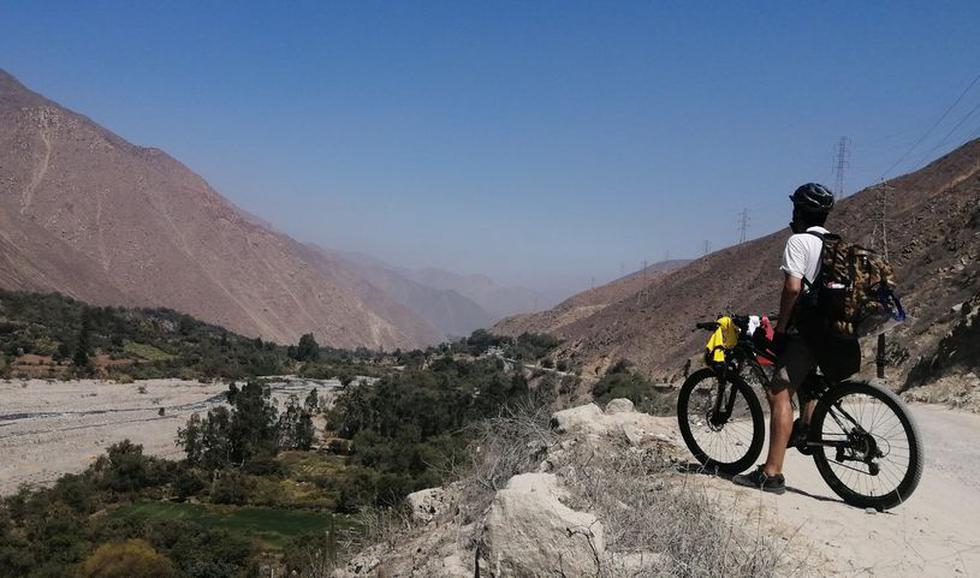 Santa Eulalia: cómo es un viaje perfecto en bicicleta hacia la sierra de Lima. FOTOS: Gerardo Cabrera.