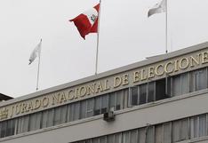 JNE pide al Ejecutivo medidas de excepción en materia financiera y de contrataciones