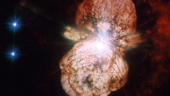 ¿Cómo será el fin del universo? (Foto: NASA GODDARD)