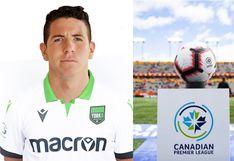 La Canadian Premier League, el nuevo campeonato que apuesta por los jóvenes peruanos