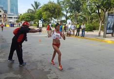 """Kimberly García: """"Siempre tengo el objetivo de ser campeona"""""""