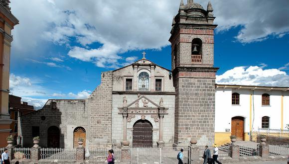 La iglesia de San Francisco de Asís fue levantada en el siglo XVI. (Foto: Getty Images)