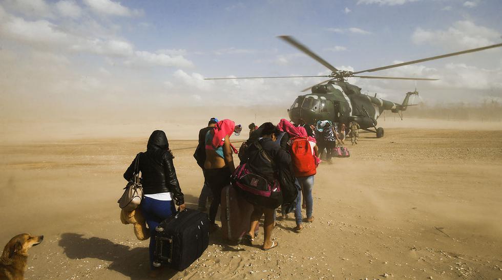 Un total de 32 mujeres fueron rescatadas de un 'prostibar' en La Pampa, zona donde los mineros ilegales retomaron sus actividades arrasando bosques. (El Comercio / Dante Piaggio)