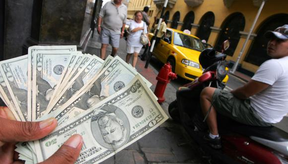 Dólar abrió al alza. (Foto: GEC)