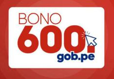 Bono 600: link de consulta de beneficiarios del subsidio y fecha de cobro