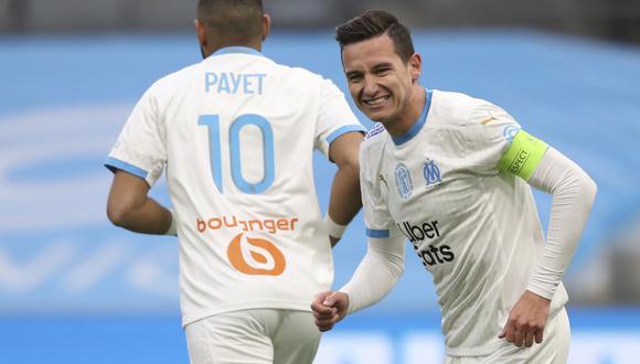 Tigres alista un fichaje estrella: Florian Thauvin, del Olympique de Marsella, está muy cerca de llegar al club.