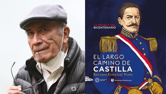 """Eduardo González Viaña escribió """"El largo camino de Castilla"""" en menos de un año, pero su interés por el joven militar peruano se encendió hace 3 décadas."""