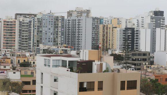 Las familias tienen la necesidad de contar con balcones de un metro o dos metros de ancho. (Foto: GEC)