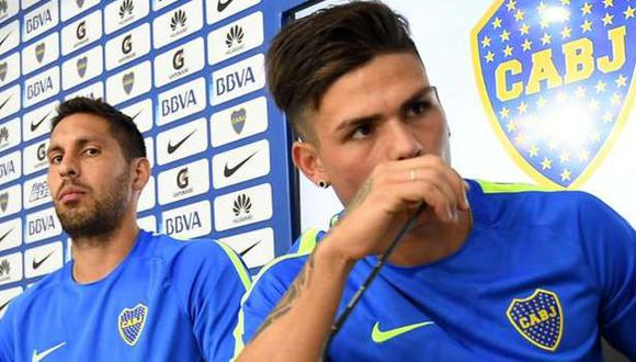 Boca Juniors emitió sanción a Insaurralde y Silva tras pelea