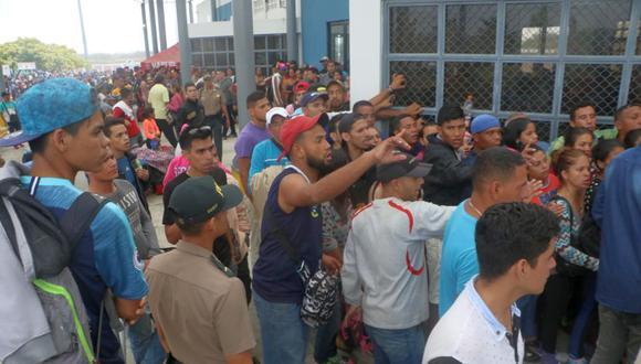 Tras tramitar el refugio, los venezolanos pueden vivir en el Perú a la espera del resultado de su pedido (Foto: Johnny Aurazo)