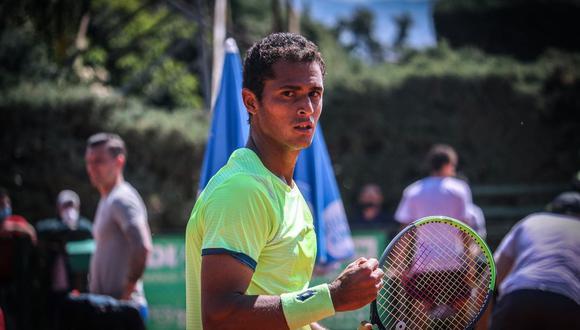 Juan Pablo Varillas continuará su camino participando en el Roland Garros (Foto: Instagram)