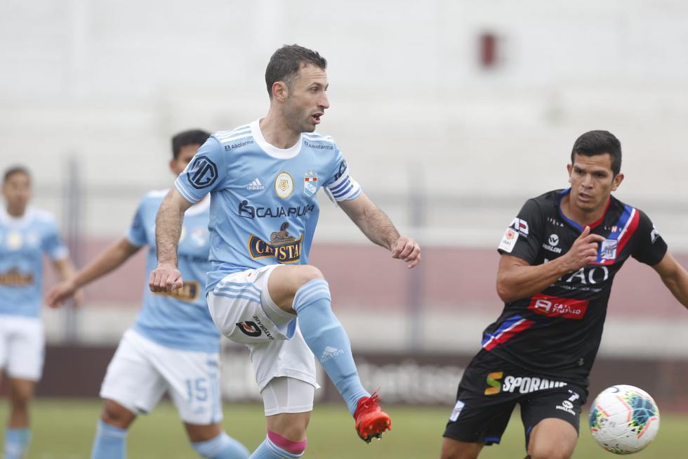Sporting Cristal enfrentó a Mannucci | Fotos: Violeta Ayasta/ @photo.gec