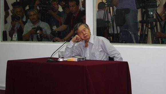 Saucedo: Fujimori autorizó envío de fondos del Interior al SIN
