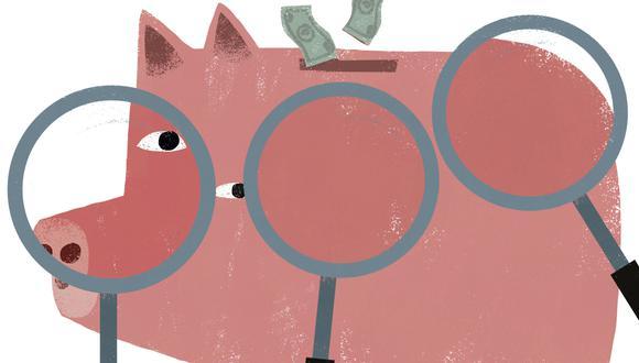 """""""El Estado no debe claudicar en la lucha contra la evasión y la elusión, pero debe hacerlo en el marco del Estado de derecho"""". (Ilustración: Víctor Aguilar)"""