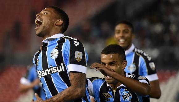 Gremio se enfrentará a Bahía por el Brasileirao. Conoce los horarios y canales de todos los partidos de hoy, miércoles 16 de octubre. (AFP)