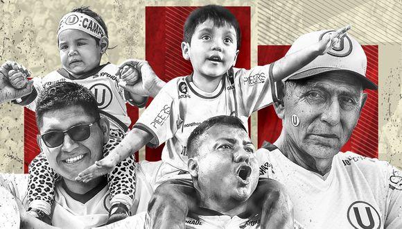 Universitario de Deportes y el saludo a los padres en su día. (Foto: Universitario)