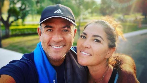 El conductor y cantante guatemalteco Héctor Sandarti lleva seis años de casado (Foto: Héctor Sandarti/ Instagram)