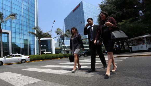 Se atenderán las denuncias sobre discriminación salarial que lleguen a la Sunafil. (Foto: GEC)