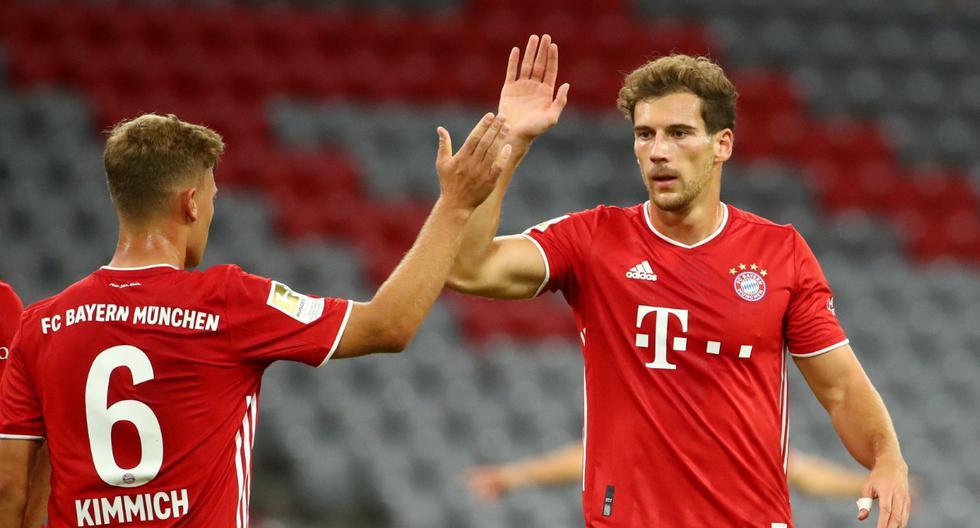 Schalke Vs Bayern 2021
