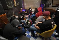 Policía Nacional: más de 800 personas fueron detenidas en distritos de Lima el fin de semana