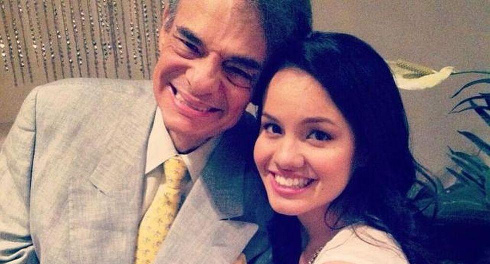 José José junto a su hija menor Sarita Sosa. (Foto: Instagram)