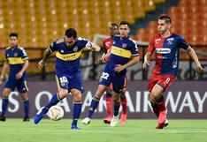 Boca Juniors venció al DIM y se acercó a la clasificación a 8vos de final de la Copa Libertadores