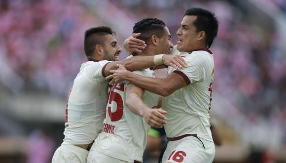 Universitario venció por 2-0 a San Martín por la jornada 8 de la Liga 1. (Foto: GEC)