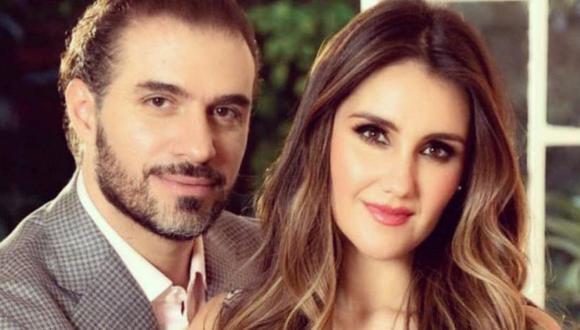 """Dulce María y Paco Álvarez están a punto de dar el """"sí"""" en el altar. Foto: Instagram"""