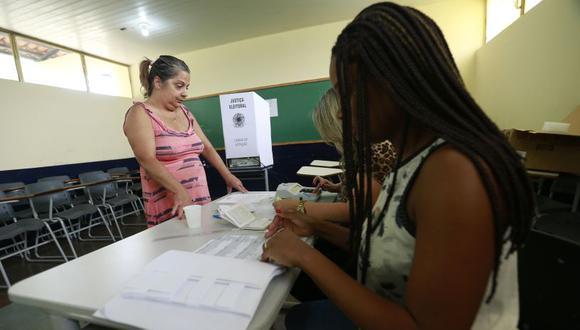 Autoridades lamentó la muerte de los jurados de votación y se solidarizó con sus familias. | Foto: EFE