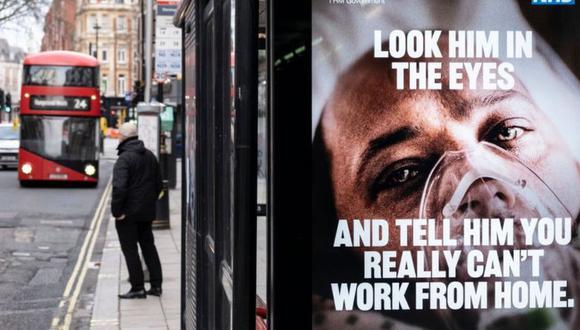 Todo comenzó en un autobús en Londres. Mientras se abría paso entre el tráfico, dos pasajeros estaban enfrascados en una conversación. (Foto: Getty Images, vía BBC Mundo).