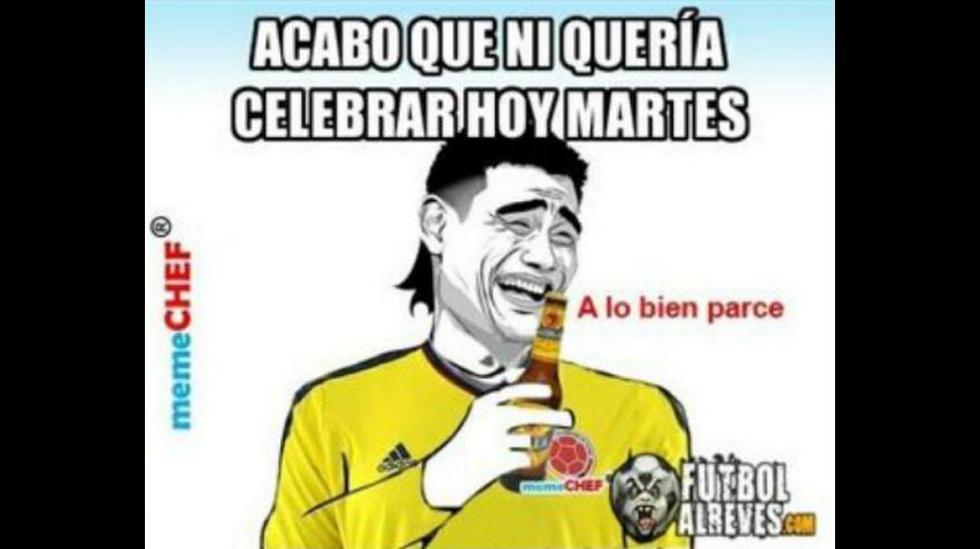 Colombia vs. Ecuador: hilarantes memes se burlan del duelo - 8