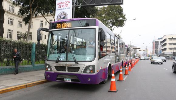Esta nueva ruta tiene 46 km en ambos sentidos. (Foto: Andina)