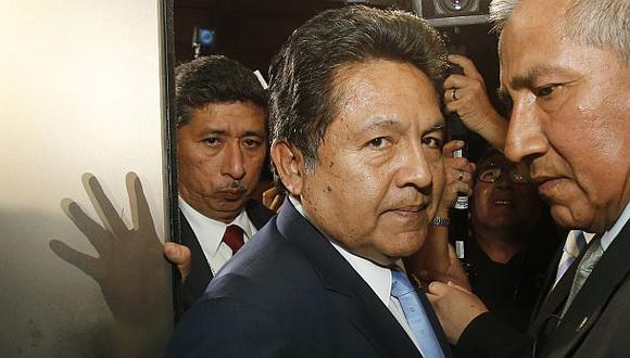 Ramos Heredia sustentó pedido de reconsideración ante CNM