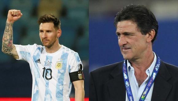 Lionel Messi ganó su primer título con la Selección Argentina. (Foto: Agencias)