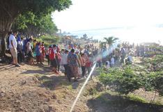 Pucallpa: recogen más de 5 toneladas de residuos de la laguna Yarinacocha