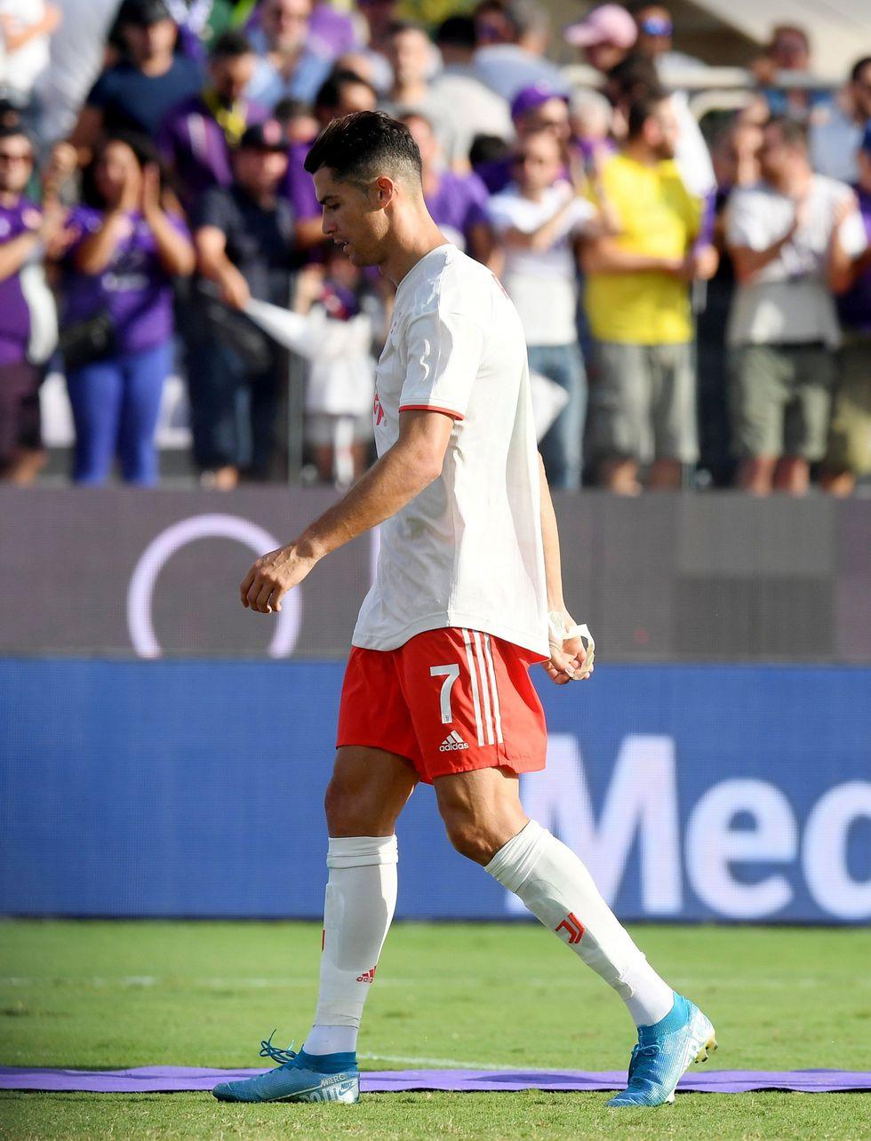 Juventus empató 0-0 ante Fiorentina con Cristiano Ronaldo por la tercera fecha de la Serie A   VIDEO. (Foto: AFP)