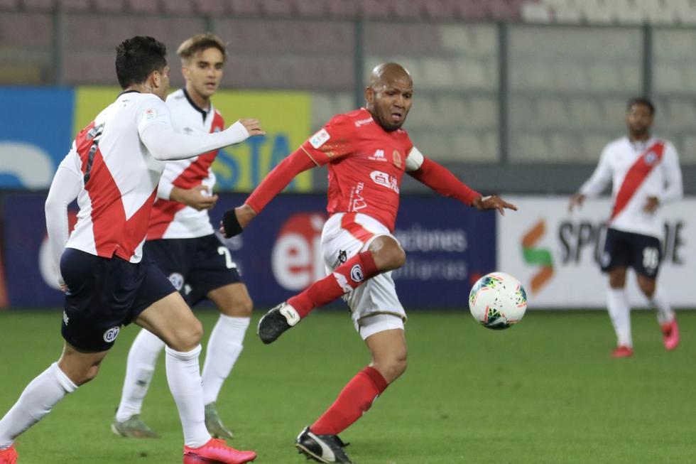 Cienciano sumó 13 puntos y es tercero en la tabla de posiciones del Apertura 2020. (Foto: Liga 1)