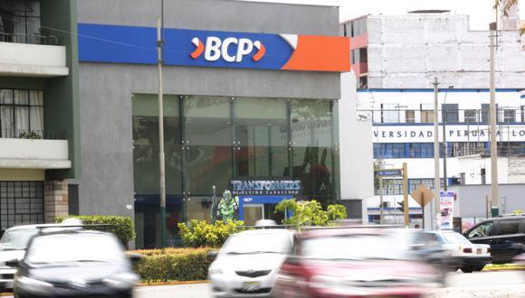 La medida se da en el marco de la investigación que se le sigue al BCP y otras 2 empresas del holding Credicorp por sus aportes a las campañas de Keiko Fujimori y PPK. (Foto: GEC)