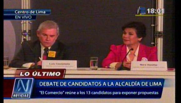 "Nora Bonifaz: ""Necesitamos autoridad autónoma de transporte"""