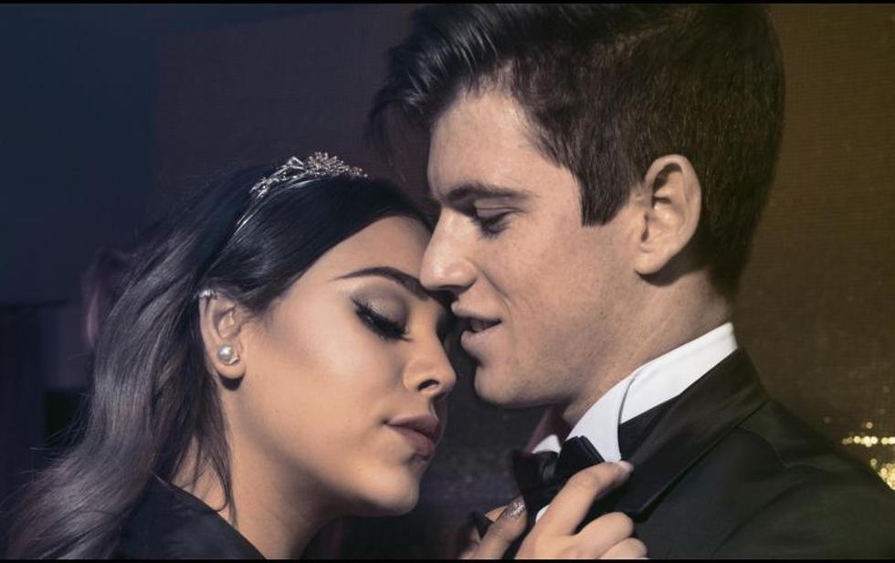 ¿Danna Paola y Miguel Bernardeau tuvieron intimidad durante rodaje de 'Élite'? Ellos responden.