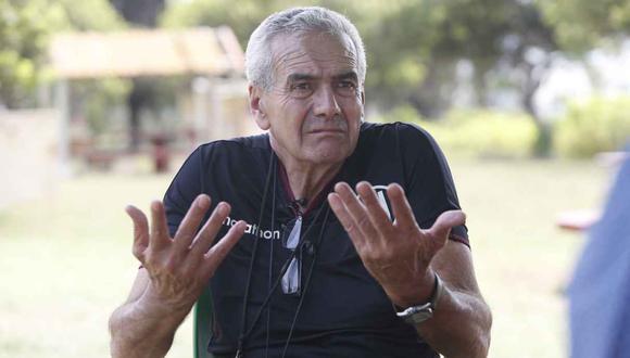Gregorio Pérez desconoce detalles del caso de Jonathan Dos Santos en Universitario. (Foto: GEC)