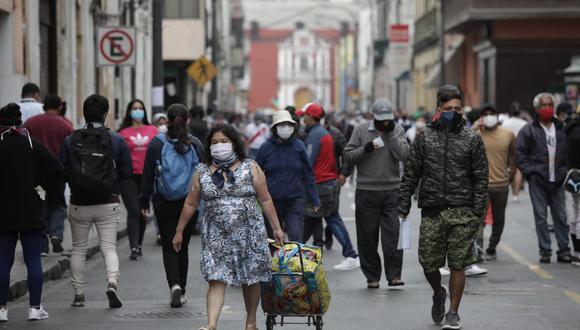 A la fecha, más de 191 mil personas han dado positivo a COVID-19 en el país, según datos del Ministerio de Salud (Minsa). (Foto: Anthony Niño de Guzmán/GEC)