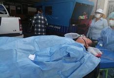 Iquitos: alcalde de Belén es internado de emergencia en hospital tras ser atacado con varios disparos