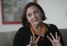 """Carmen Mc Evoy: """"El golpe de Estado muestra nuevamente sus peligrosas fauces en pleno Bicentenario"""""""