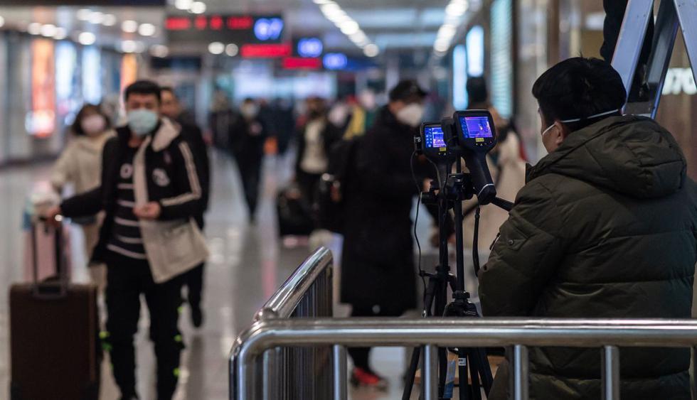 La expansión del coronavirus de Wuhan en el mundo ha despertado la alerta de todos los ciudadanos.  (AFP).