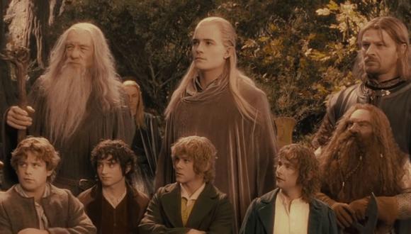 """""""El señor de los anillos"""" volverá a las pantallas, esta vez en manos de Amazon Studios. (Fuente: New Line Cinema)"""
