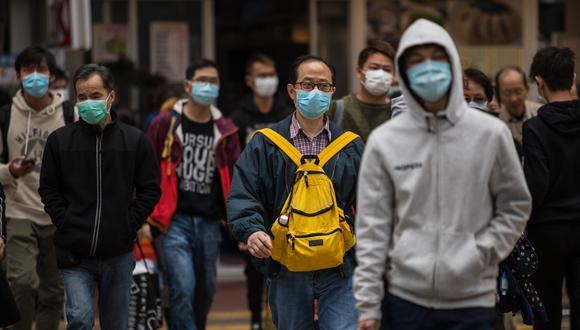 Por ahora la propagación de la epidemia fuera de China parece bastante moderada, pero el director general de la OMS, Tedros Adhanom Ghebreyesus, advirtió que podría acelerarse. (AFP)