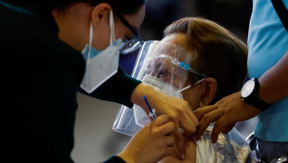 Coronavirus en México | Últimas noticias | Último minuto: reporte de infectados y muertos hoy, lunes 01 de marzo del 2021 | Covid-19 | (Foto: REUTERS/Carlos Jasso).