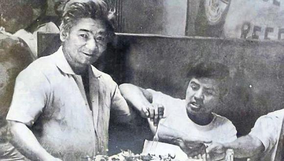 Minoru tomó la esquina de Paruro y Áncash, mudó a los suyos al segundo piso, y en los bajos abrió una bodega con fondo de cantina. Ahí nació la cocina nikkei. (Foto: archivo familia Kunigami)