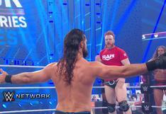 WWE Survivor Series 2020: Seth Rollins se ofreció en sacrificio y Team Raw venció al Team SmackDown | VIDEO